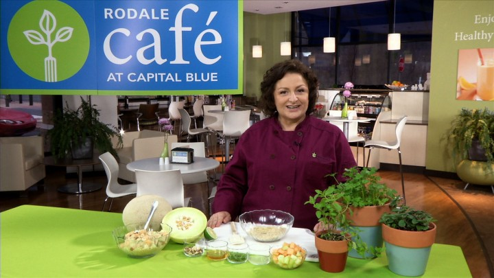 Rodale Cafe at Capital Blue Package